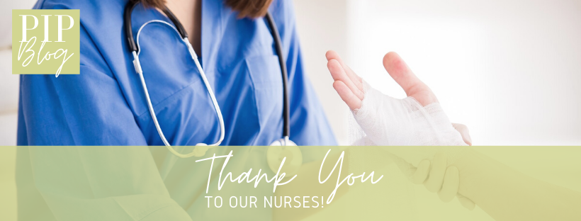 Thank You To Our Nurses